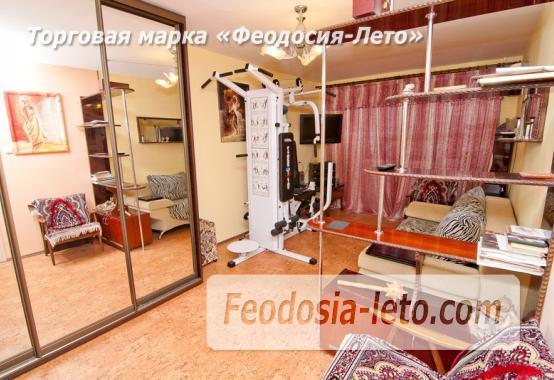 2 комнатная квартира в Феодосии, улица Кирова, 8 - фотография № 3