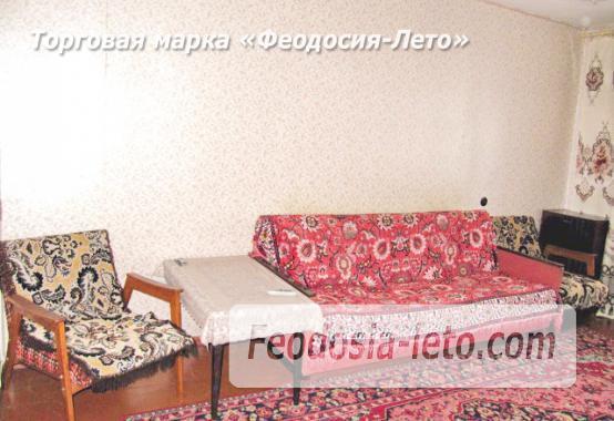 2 комнатная квартира напротив песчаного пляжа Динамо в Феодосии - фотография № 1