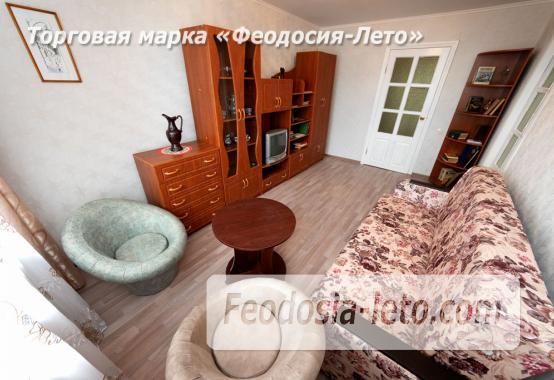 2 комнатная квартира в Феодосии, бульвар Старшинова, 10 - фотография № 11