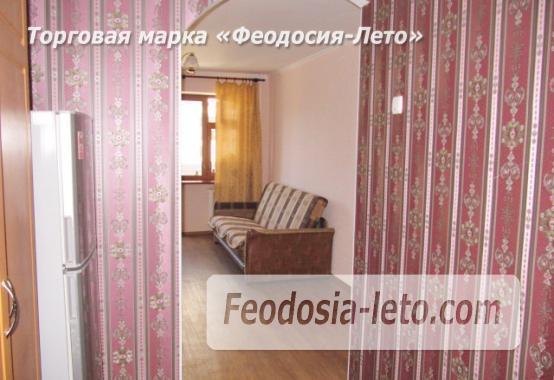 2 комнатная квартира в Феодосии, переулок Танкистов, 3 - фотография № 16