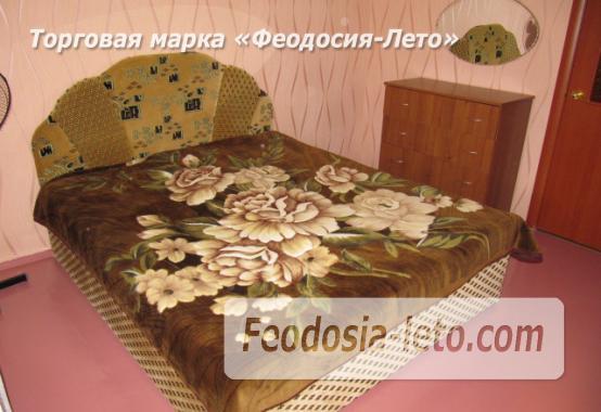 2 комнатная квартира с кондиционером на улице Дружбы, 36 в г. Феодосия - фотография № 1