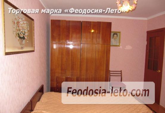 2 комнатная квартира с кондиционером на улице Дружбы, 36 в г. Феодосия - фотография № 3