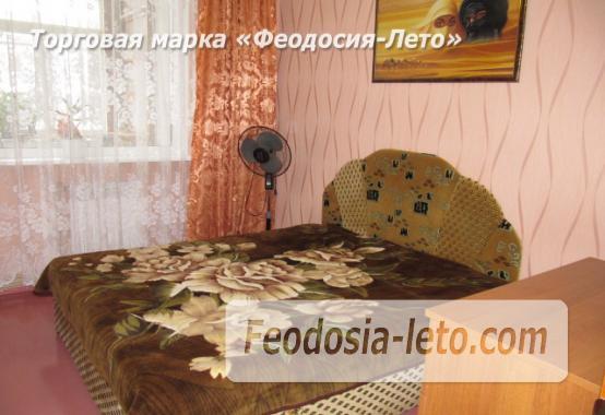 2 комнатная квартира с кондиционером на улице Дружбы, 36 в г. Феодосия - фотография № 4