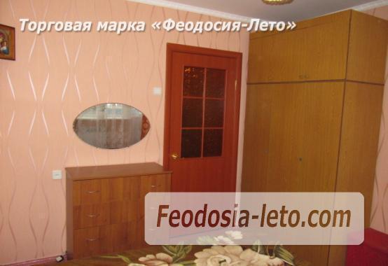 2 комнатная квартира с кондиционером на улице Дружбы, 36 в г. Феодосия - фотография № 5
