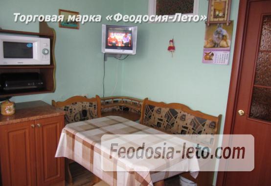 2 комнатная квартира с кондиционером на улице Дружбы, 36 в г. Феодосия - фотография № 6