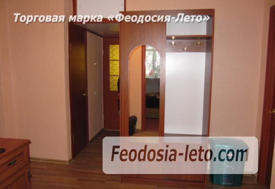 2 комнатная квартира с кондиционером на улице Дружбы, 36 в г. Феодосия - фотография № 7