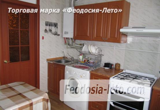 2 комнатная квартира с кондиционером на улице Дружбы, 36 в г. Феодосия - фотография № 8