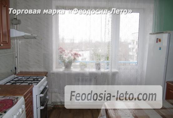 2 комнатная квартира с кондиционером на улице Дружбы, 36 в г. Феодосия - фотография № 9