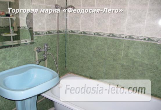 2 комнатная квартира с кондиционером на улице Дружбы, 36 в г. Феодосия - фотография № 10