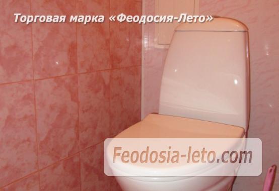 2 комнатная квартира с кондиционером на улице Дружбы, 36 в г. Феодосия - фотография № 11