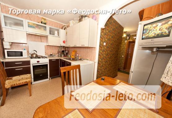 2 комнатная квартира в Феодосии с красивым ремонтом, бульвар Старшинова, 23 - фотография № 10