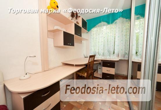 2 комнатная квартира в Феодосии с красивым ремонтом, бульвар Старшинова, 23 - фотография № 4