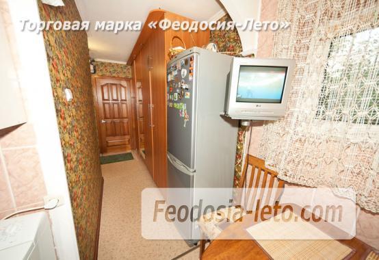 2 комнатная квартира в Феодосии с красивым ремонтом, бульвар Старшинова, 23 - фотография № 8