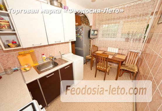 2 комнатная квартира в Феодосии с красивым ремонтом, бульвар Старшинова, 23 - фотография № 9