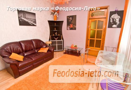 2 комнатная квартира в частном секторе Феодосии, улица Чехова, 35 - фотография № 1