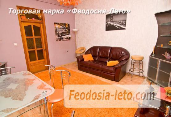 2 комнатная квартира в частном секторе Феодосии, улица Чехова, 35 - фотография № 4