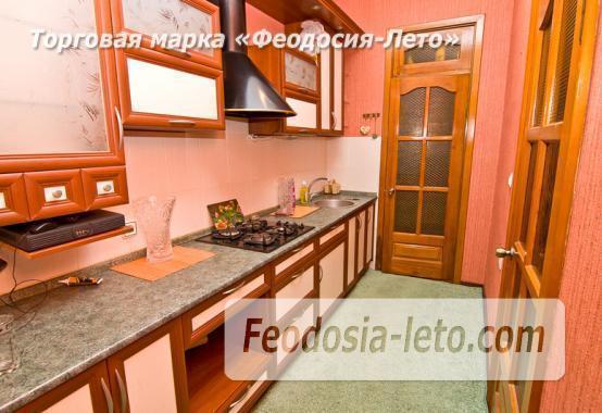 2 комнатная квартира в частном секторе Феодосии, улица Чехова, 35 - фотография № 5