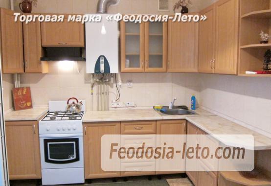 2 комнатная квартира в недавно построенном доме в Феодосии - фотография № 1