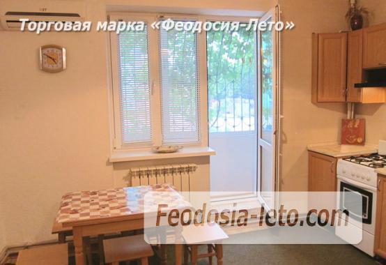 2 комнатная квартира в недавно построенном доме в Феодосии - фотография № 9