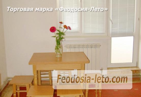 2 комнатная квартира в недавно построенном доме в Феодосии - фотография № 11