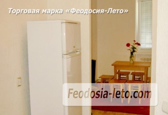 2 комнатная квартира в недавно построенном доме в Феодосии - фотография № 13