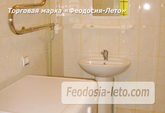 2 комнатная квартира в недавно построенном доме в Феодосии - фотография № 14
