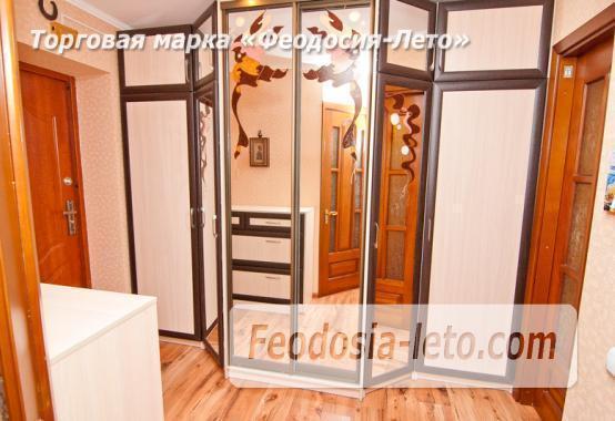 2 комнатная квартира в Феодосии возле парка, бульвар Старшинова, 10-А - фотография № 5