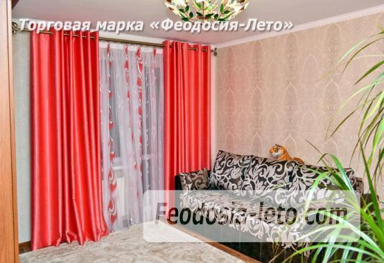 2 комнатная квартира в Феодосии возле парка, бульвар Старшинова, 10-А - фотография № 12