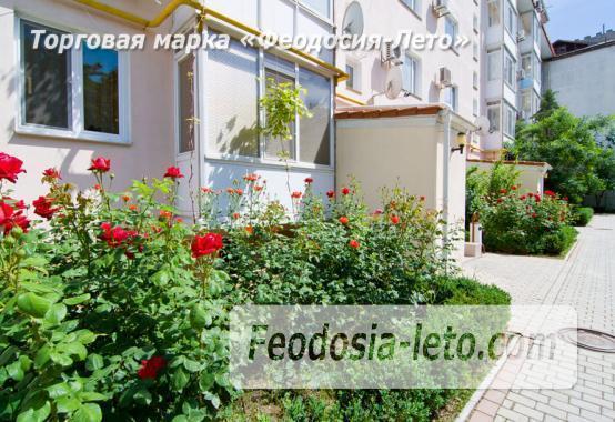 2 комнатная лаконичная квартира в Феодосии, переулок Колхозный, 7-А - фотография № 1