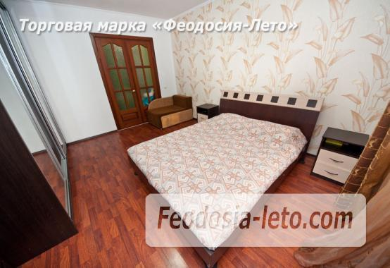 2 комнатная лаконичная квартира в Феодосии, переулок Колхозный, 7-А - фотография № 2