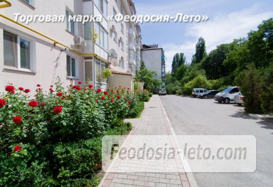 2 комнатная лаконичная квартира в Феодосии, переулок Колхозный, 7-А - фотография № 12