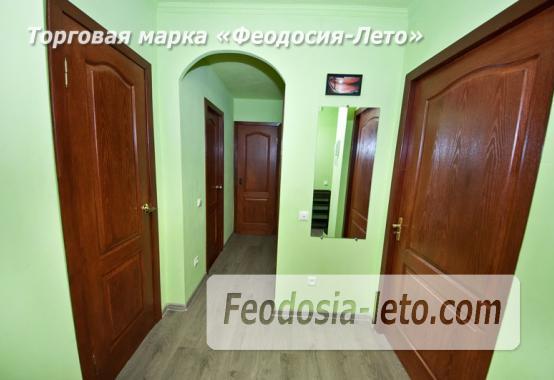 2 комнатная лаконичная квартира в Феодосии, переулок Колхозный, 7-А - фотография № 13