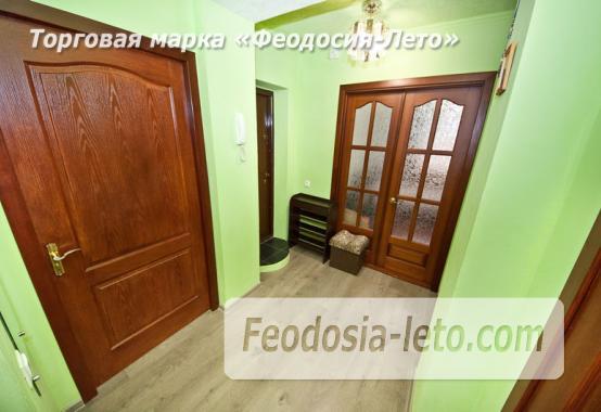2 комнатная лаконичная квартира в Феодосии, переулок Колхозный, 7-А - фотография № 14