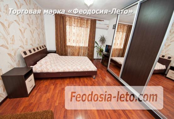 2 комнатная лаконичная квартира в Феодосии, переулок Колхозный, 7-А - фотография № 3