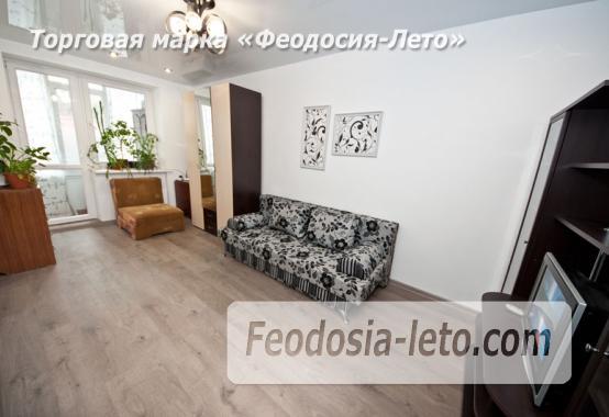 2 комнатная лаконичная квартира в Феодосии, переулок Колхозный, 7-А - фотография № 4