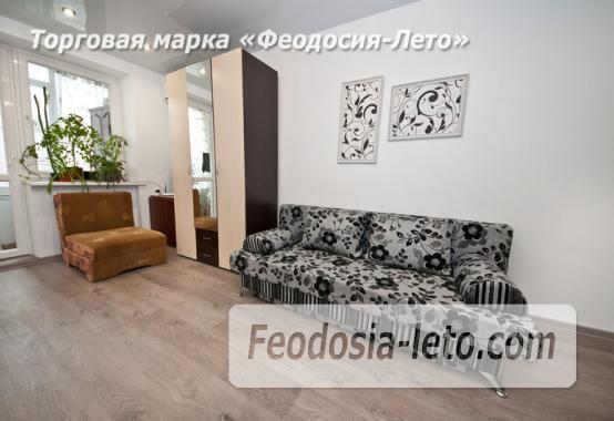 2 комнатная лаконичная квартира в Феодосии, переулок Колхозный, 7-А - фотография № 5