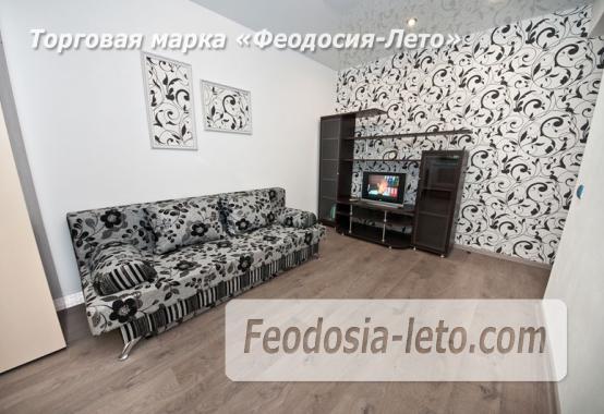 2 комнатная лаконичная квартира в Феодосии, переулок Колхозный, 7-А - фотография № 6