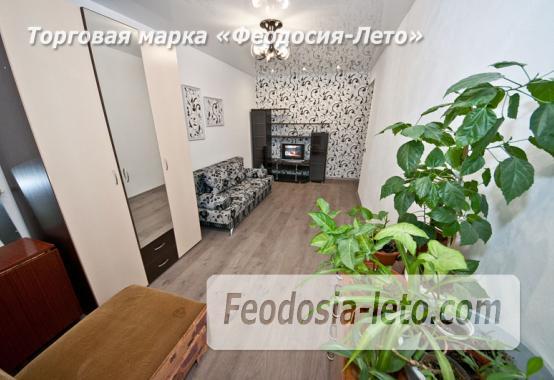 2 комнатная лаконичная квартира в Феодосии, переулок Колхозный, 7-А - фотография № 7