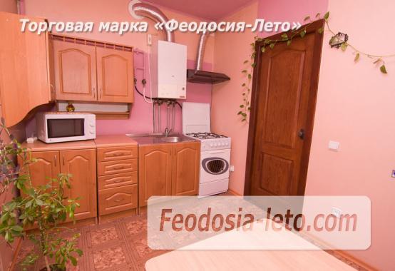 2 комнатная лаконичная квартира в Феодосии, переулок Колхозный, 7-А - фотография № 8