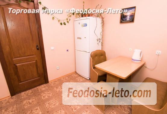 2 комнатная лаконичная квартира в Феодосии, переулок Колхозный, 7-А - фотография № 9