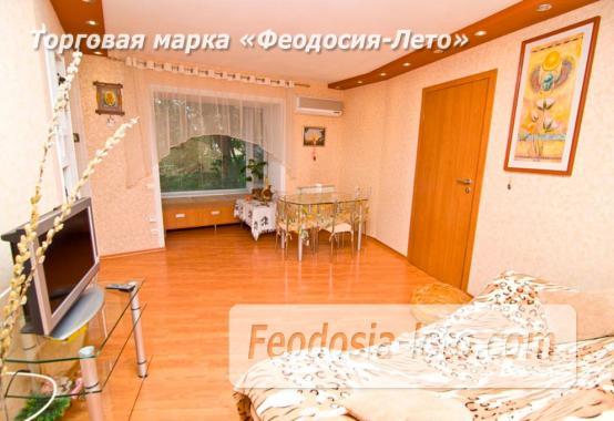 2 комнатная люксовская квартира в Феодосии, улица Федько, 20 - фотография № 3