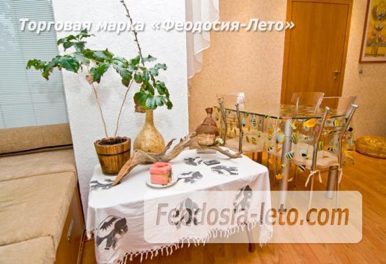 2 комнатная люксовская квартира в Феодосии, улица Федько, 20 - фотография № 5