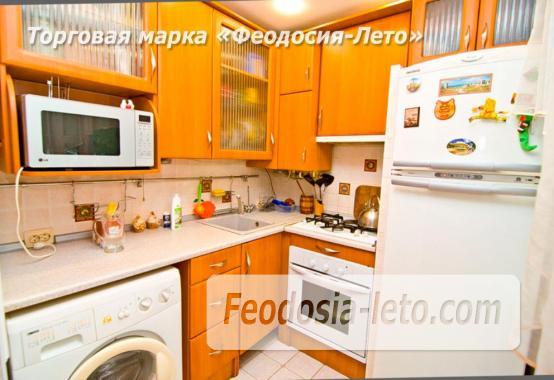 2 комнатная люксовская квартира в Феодосии, улица Федько, 20 - фотография № 6