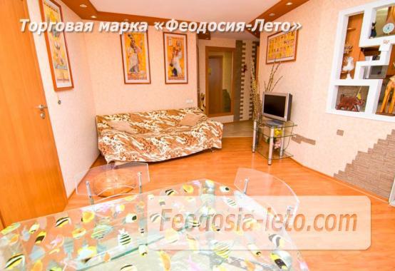 2 комнатная люксовская квартира в Феодосии, улица Федько, 20 - фотография № 7