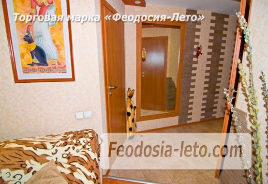 2 комнатная люксовская квартира в Феодосии, улица Федько, 20 - фотография № 8