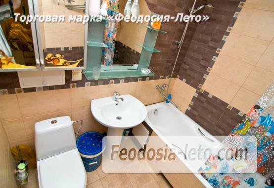 2 комнатная люксовская квартира в Феодосии, улица Федько, 20 - фотография № 9