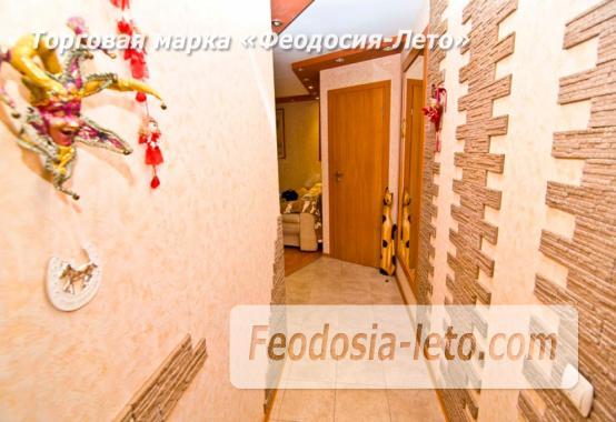 2 комнатная люксовская квартира в Феодосии, улица Федько, 20 - фотография № 10