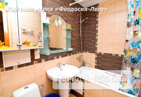 2 комнатная люксовская квартира в Феодосии, улица Федько, 20 - фотография № 2
