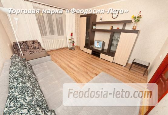 2 комнатная манящая квартира  в Феодосии, бульвар Старшинова, 19 - фотография № 1