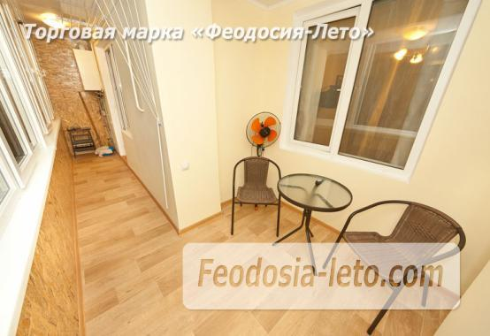 2 комнатная манящая квартира  в Феодосии, бульвар Старшинова, 19 - фотография № 12